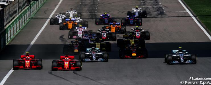 Calendario De Formula 1 2019.Fia Aprueba El Calendario De La Temporada 2019 De La Formula